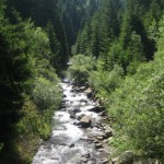 Cascata di Cavalese
